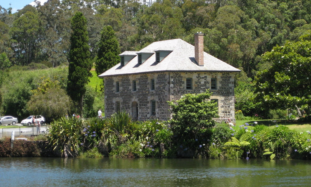 Kerikeri Stone Store, New Zealand @Kevin Fenaughty