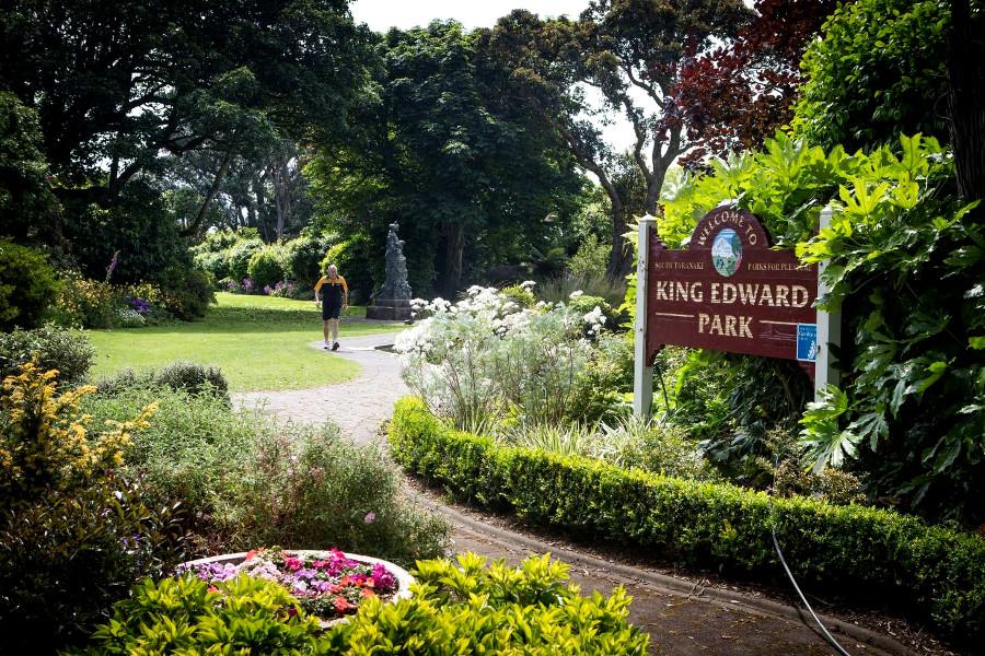 King Edward Park, Hawera, New Zealand @Stuff