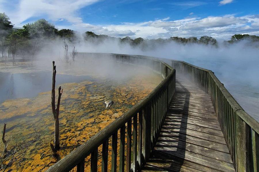 Kuirau Park Rotorua @Zees travelling
