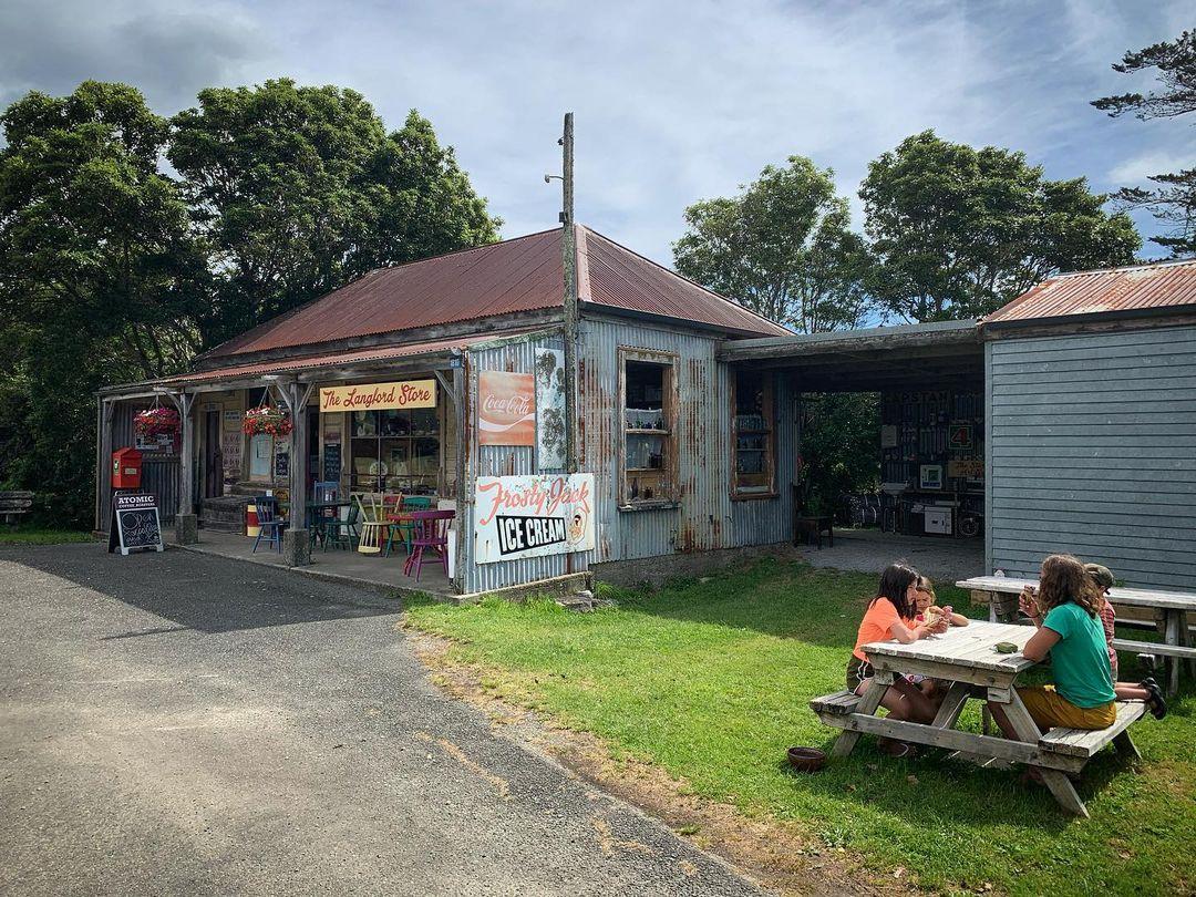 Langford Store, Bainham, Golden Bay, New Zealand @jaredconnon