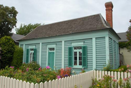 Langlois-Éteveneaux cottage, New Zealand @Akaroa Civic Trust