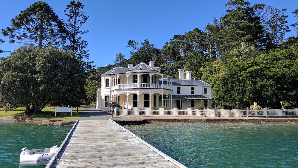 Mansion House, Kawau Island, New Zealand @Inspirock