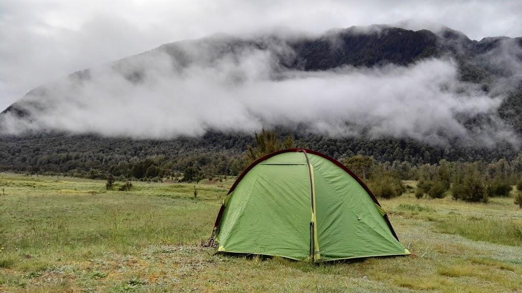 Marble Hill Campsite, New Zealand @Spaceships Travel