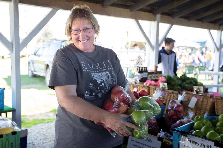 Marlborough Sunday Farmers Market, New Zealand @stuff