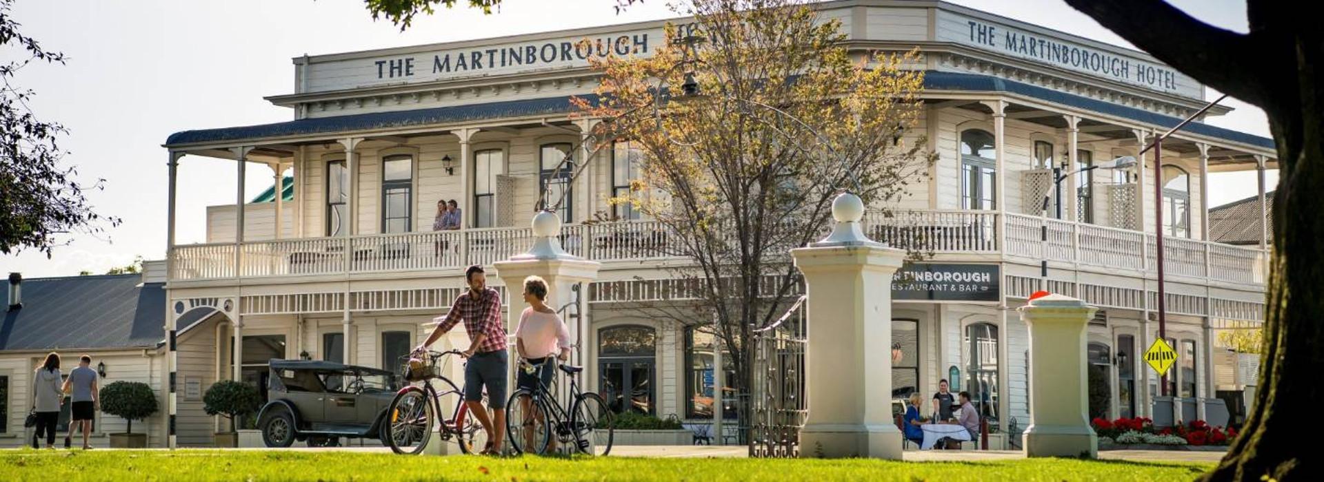 Martinborough hotel @Stuff