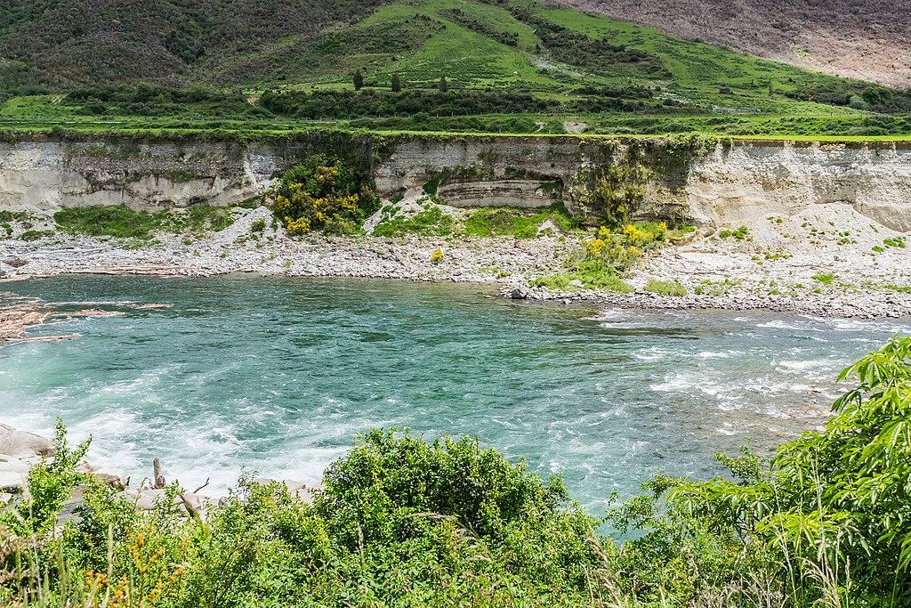Maruia River, New Zealand @Krzysztof Golik
