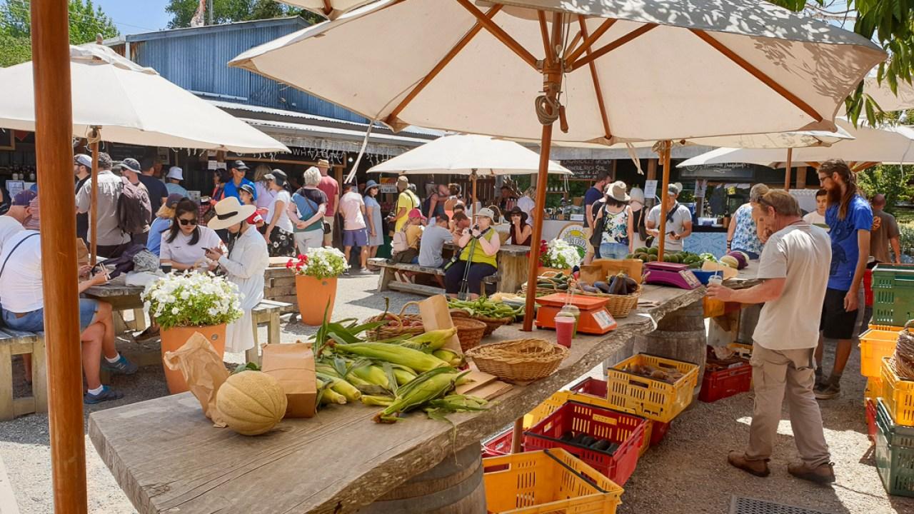 Matakana Village Farmers Market, New Zealand @Ang Sarap