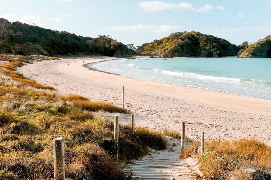 Matapouri Estuary Reserve, New Zealand @freeandaddicted