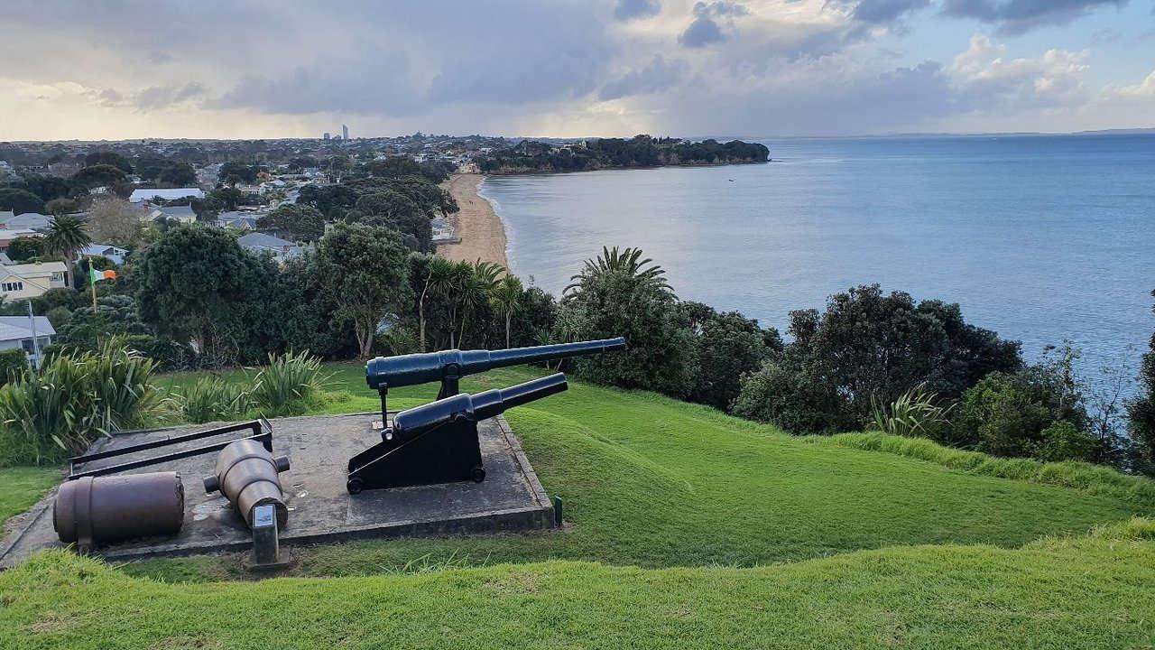 Maungauika, North Head (Auckland Central),Auckland,New Zealand @Gavanf