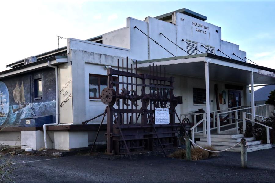Mercury Bay Museum, New Zealand
