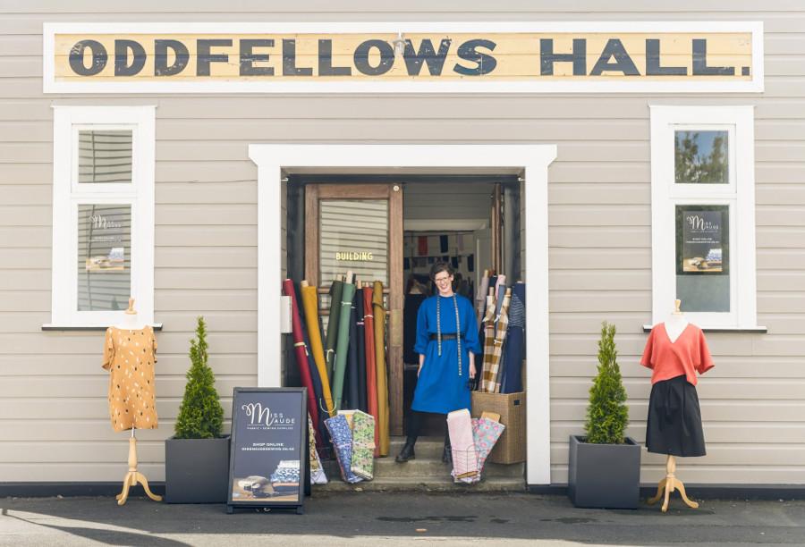 @Miss Maude Fabric Store