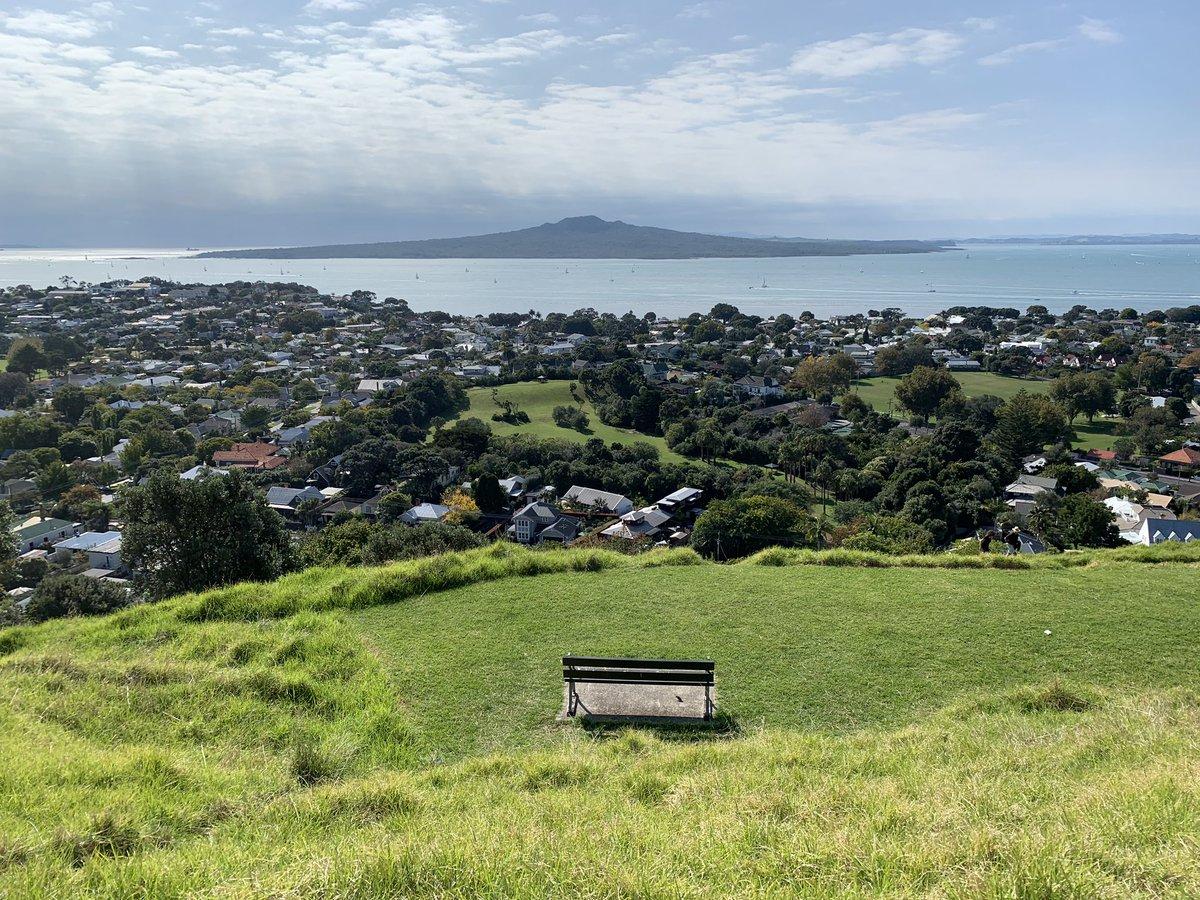 Mount Victoria, Takarunga, New Zealand @KOiSPRK