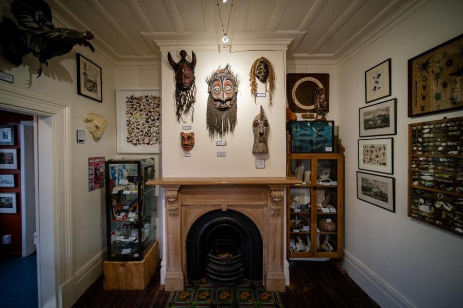 Museum of Natural Mystery, Dunedin, New Zealand @royaldunedinmuseum