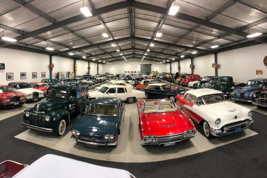 Nelson Classic Car Museum, New Zealand @nccmnz