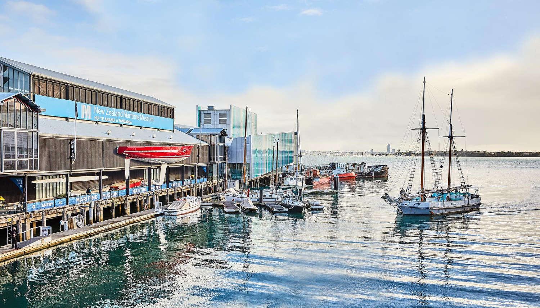 New Zealand National Maritime Museum,Auckland,New Zealand @Todd Eyre