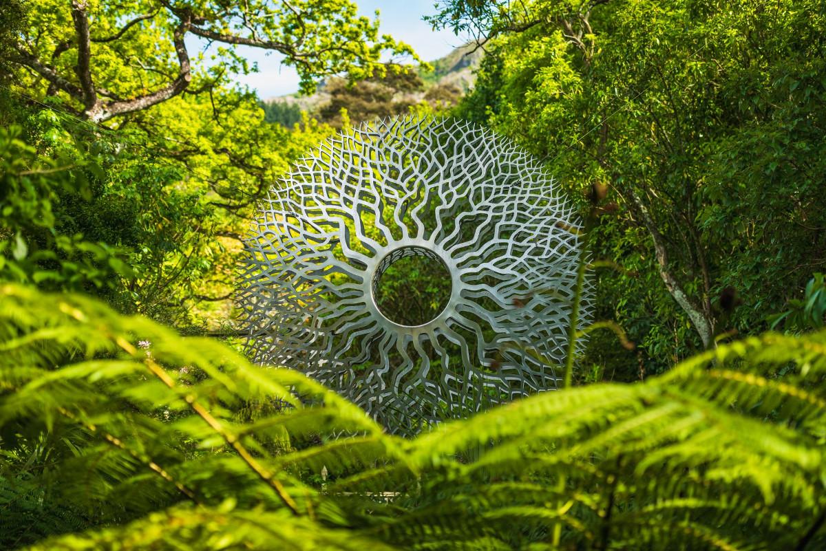 Ohinetahi Garden, New Zealand @ohinetahi