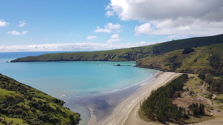 Okains Bay Camping Ground, New Zealand @TripAdvisor