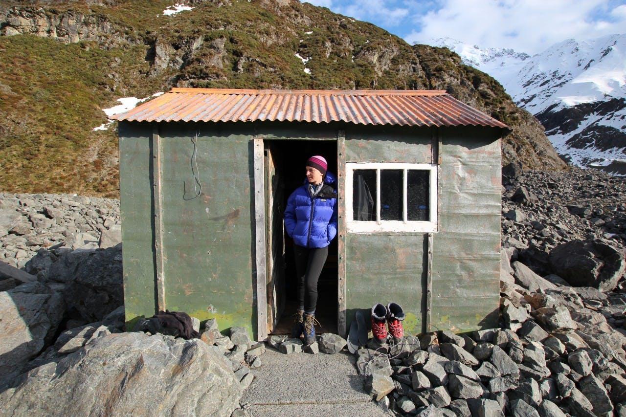 Onslow Hut (Steffan Memorial Hut), New Zealand @Wilderness magazine