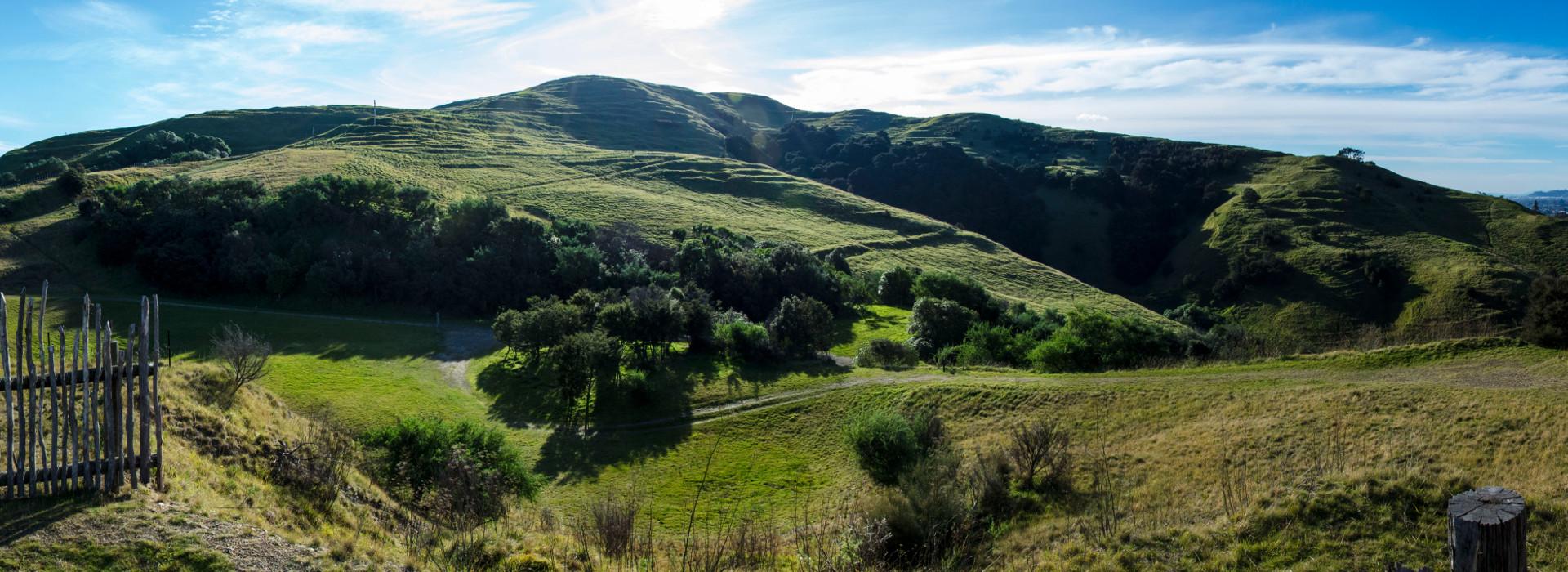 Otatara Pa Historic Reserve @Mile Steppin'