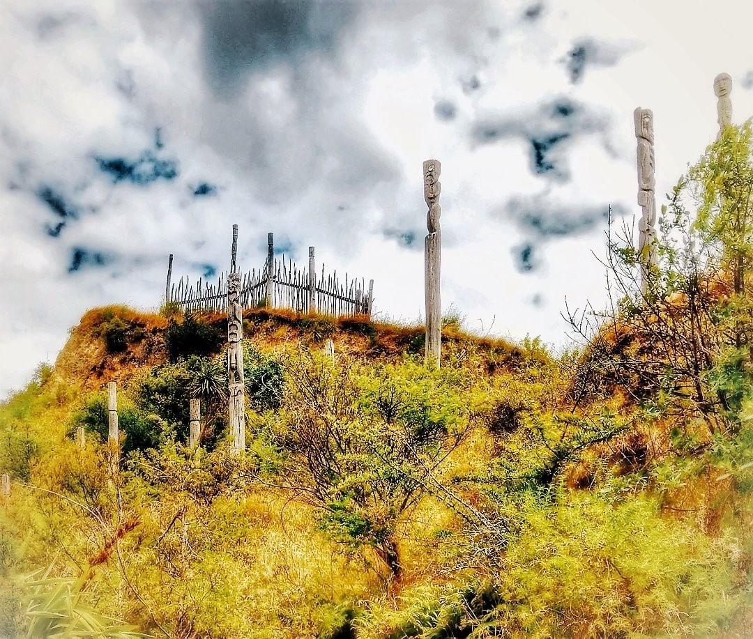 Otatara Pa Historic Reserve @astrix7