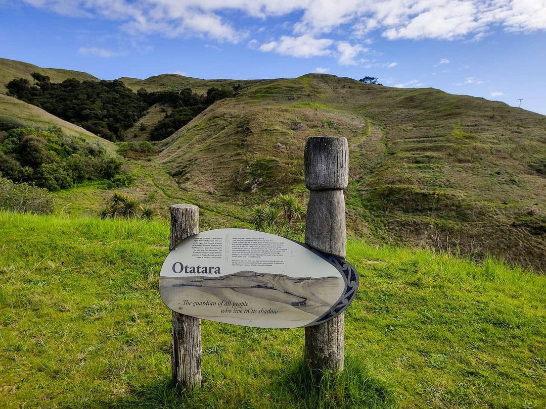 Otatara Pa Historic Reserve @barastastna