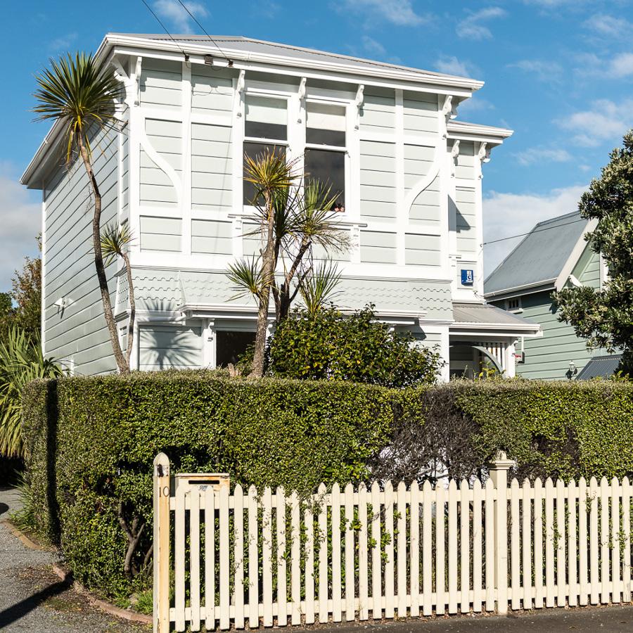 Patrick Street Houses, Petone, New Zealand @nzplaces