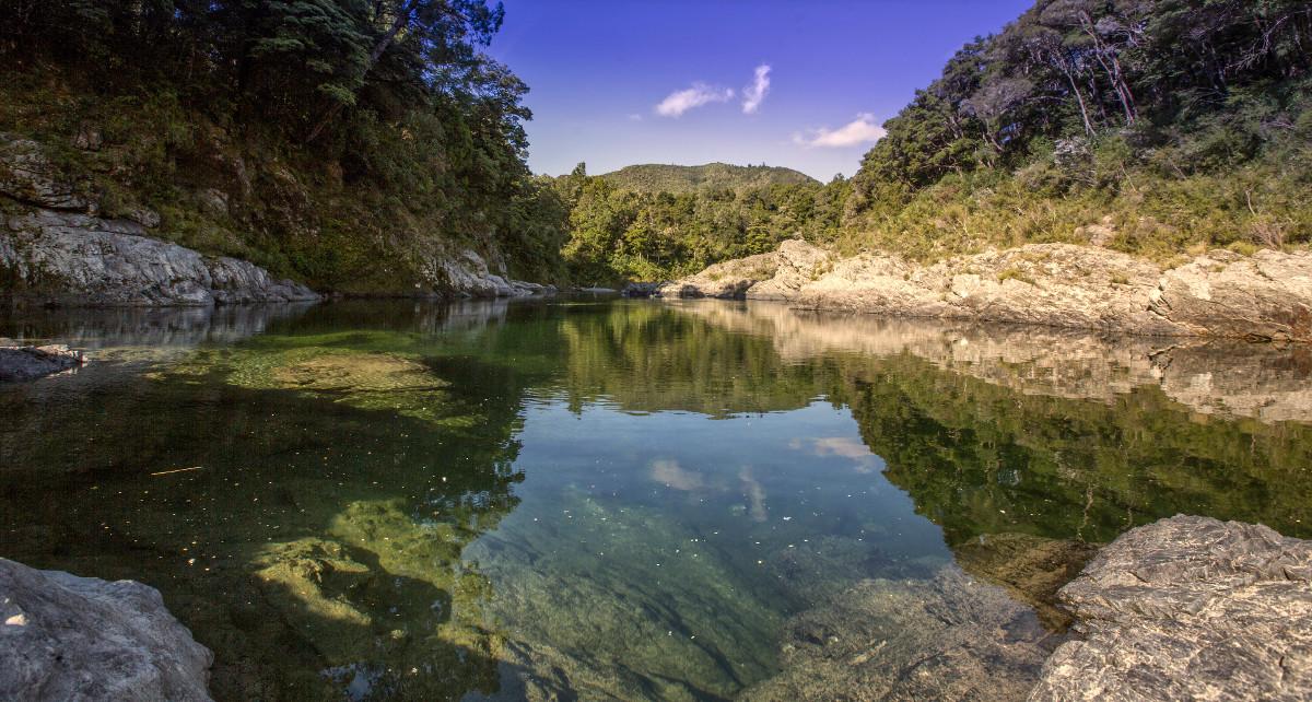 Pelorus River, New Zealand