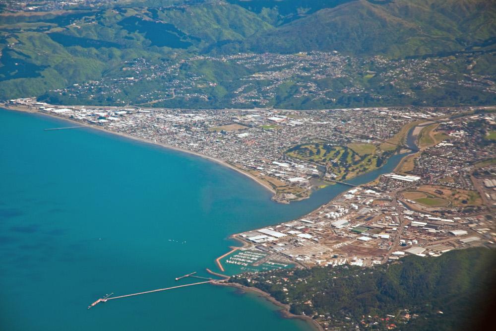 Petone and Seaview, New Zealand @Phillip Capper