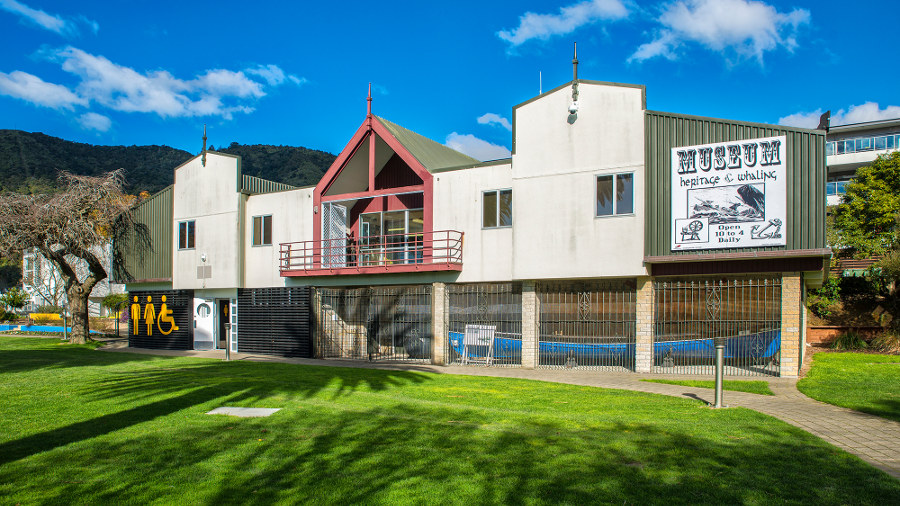 Picton Heritage & Whaling Museum, New Zealand @VisitPicton