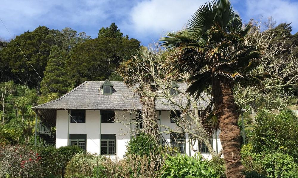 Pompallier House, Russell, New Zealand @TripAdvisor