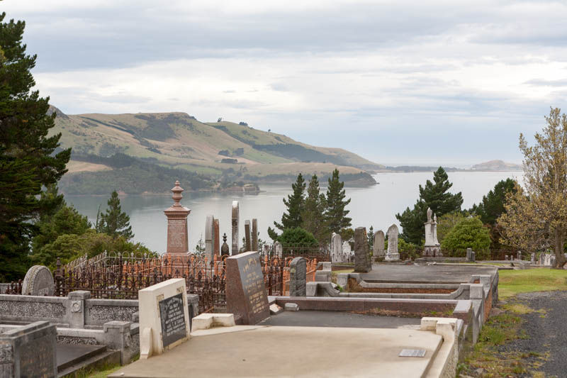 Port Chalmers Cemetery, Dunedin, Port Chalmers,New Zealand @New Zealand War Graves Project