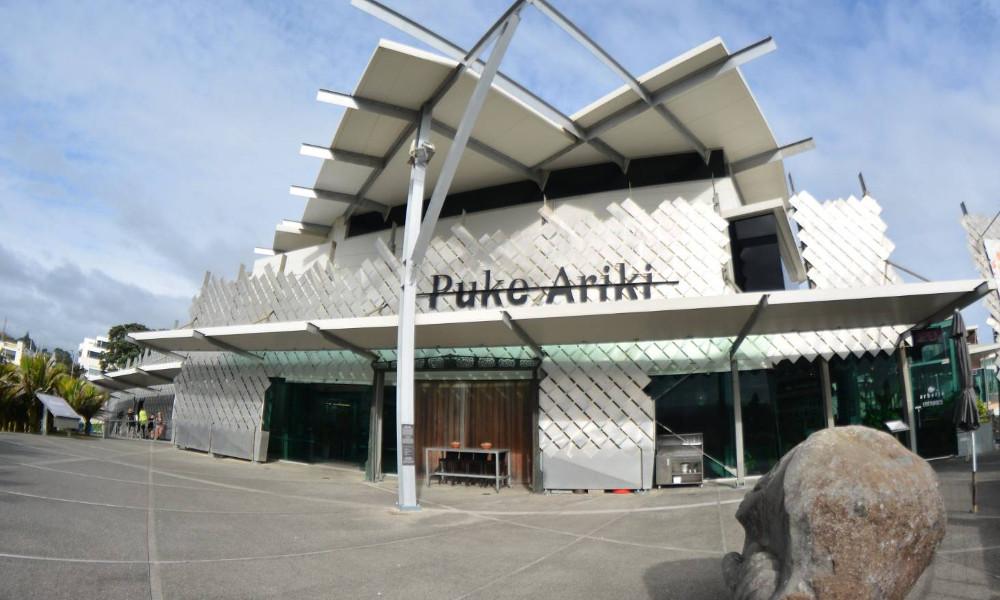 Puke Ariki Museum, New Zealand @Stuff