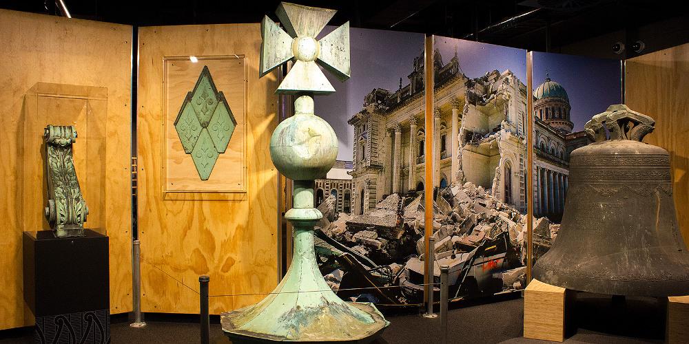 Quake City, Christchurch, New Zealand @AFAR