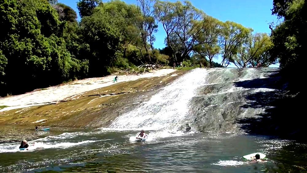 Rere rockslide, New Zealand @Virtual New Zealand