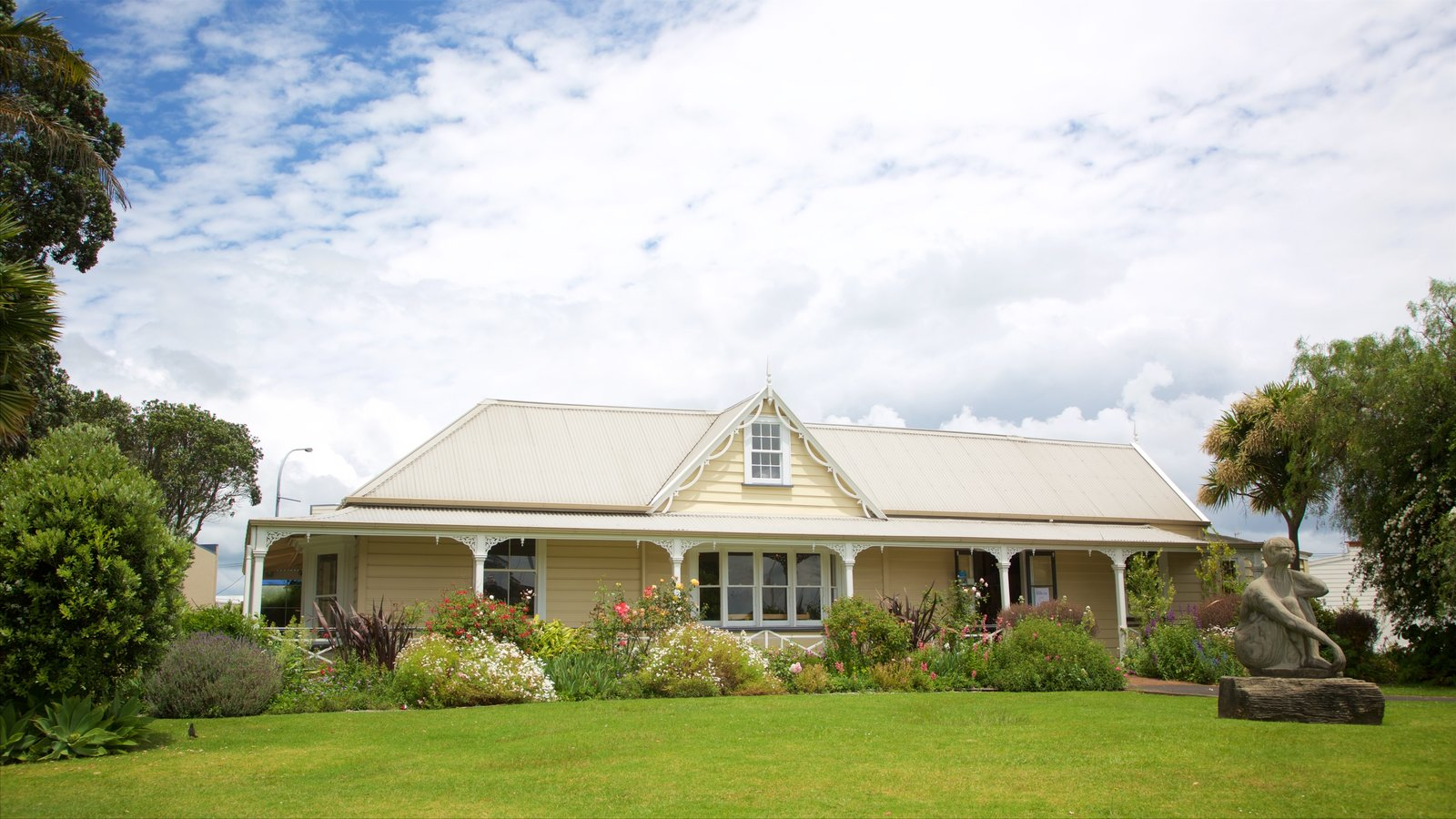 Reyburn House, New Zealand @Travel Notes