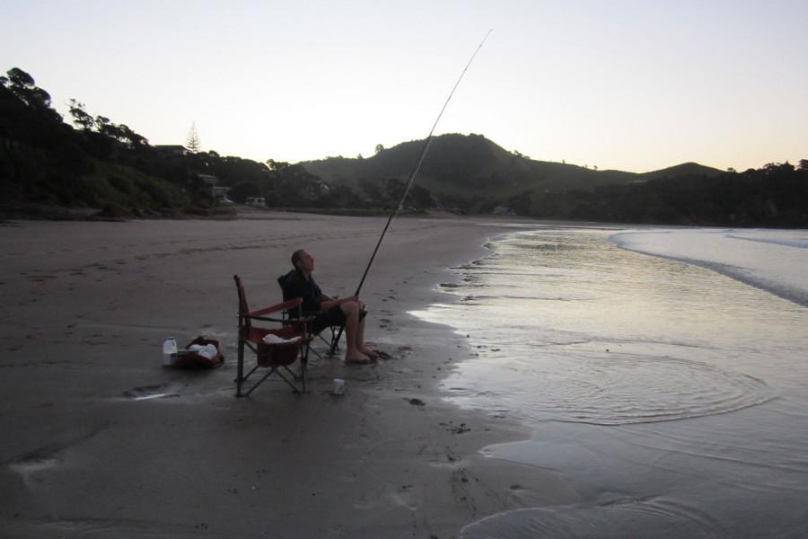 Sandy bay, Tutukaka coast, New Zealand @Kate LeBlanc