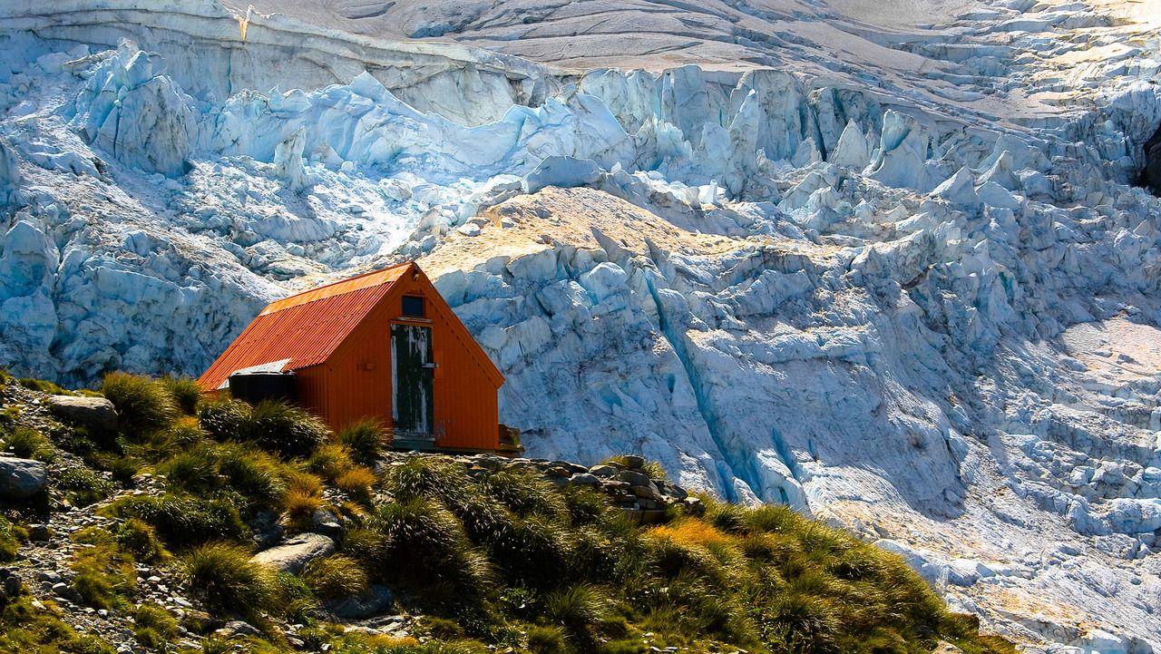 Sefton Bivvy, Aoraki Mount Cook, New Zealand @Pinterest