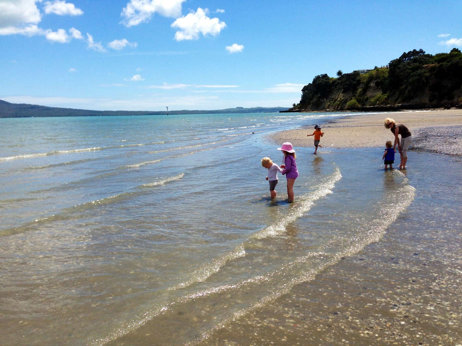 St Heliers Bay Playground and Beach,Auckland,New Zealand @Auckland for Kids