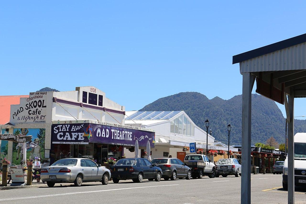 Tasman Street Collingwood, New Zealand @Wildman NZ