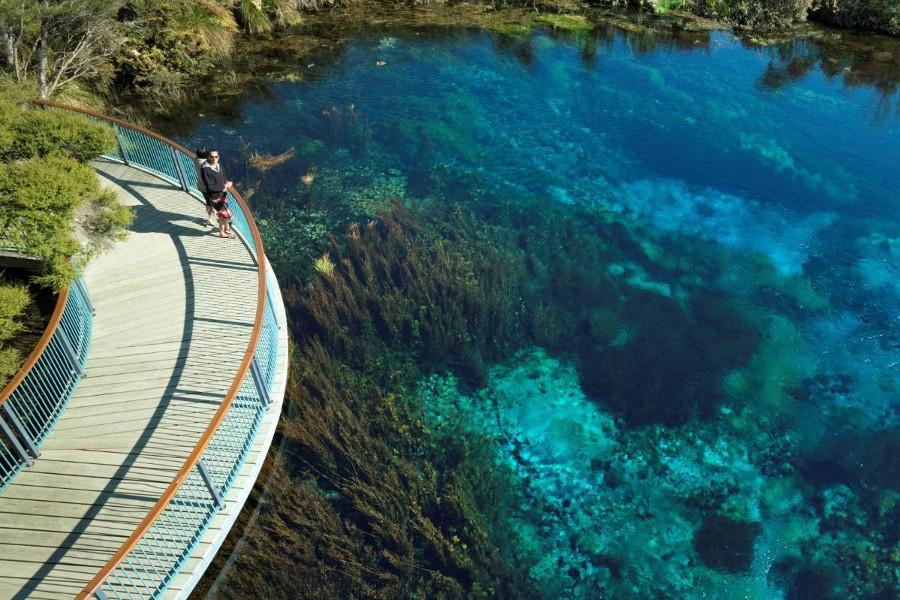 Te Waikoropupū Springs, Takaka, New Zealand @Stuff