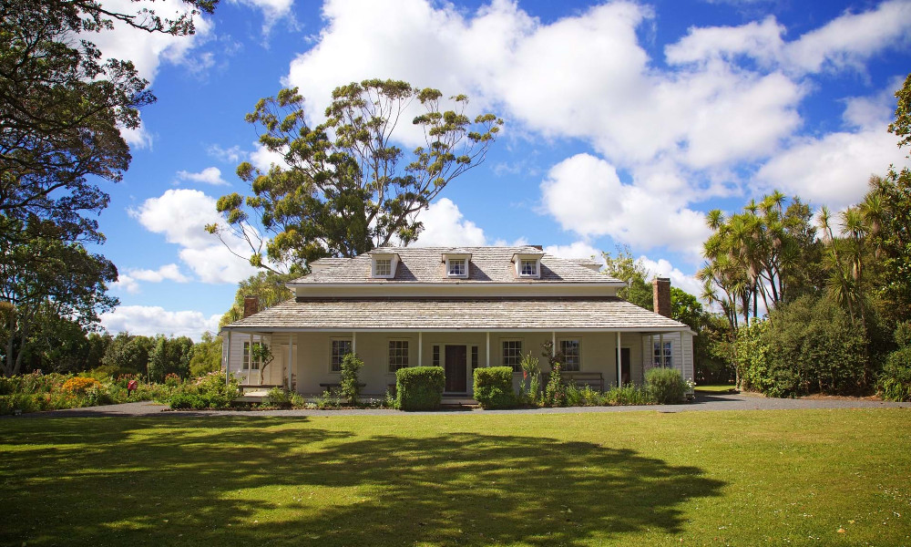 Te Waimate Mission, New Zealand @Tohu Whenua