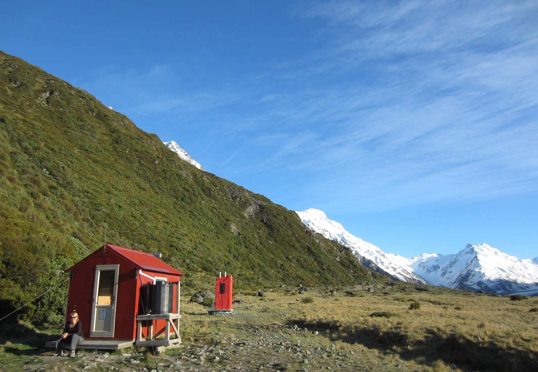 The Ball Hut, New Zealand @movin2newzealand