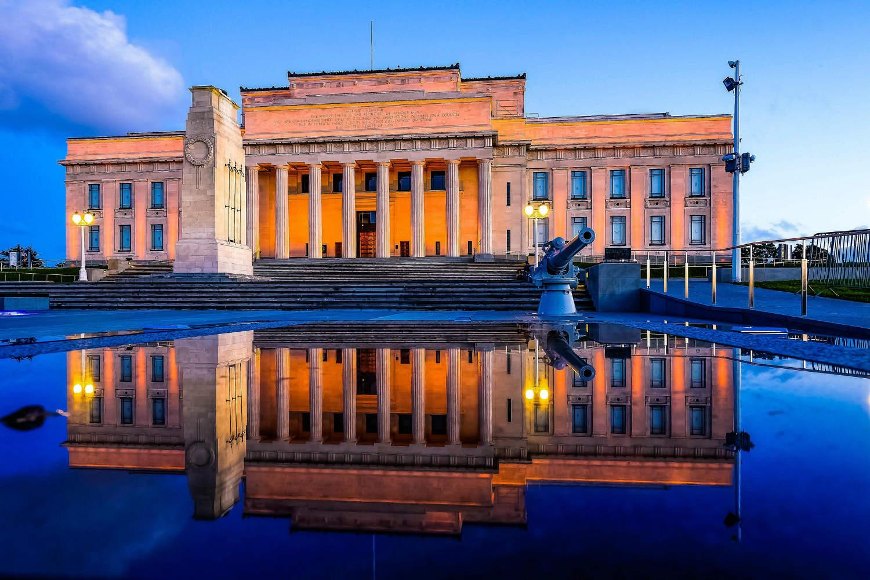 Auckland museum, New Zealand @TheCultureTrip