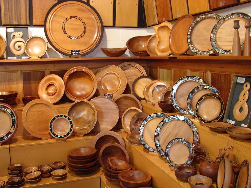 The Kauri Museum Store @Travel Notes