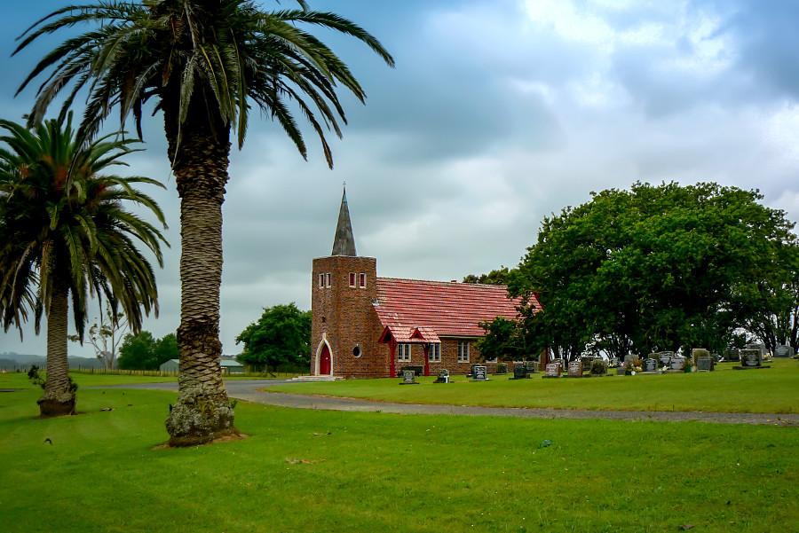 The Kauri Museum, New Zealand