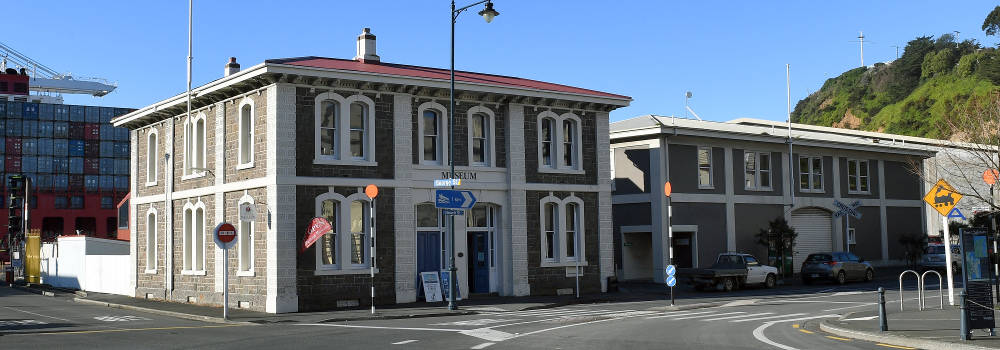 The Port Chalmers Maritime Museum @Otago Daily Times, STEPHEN JAQUIERY