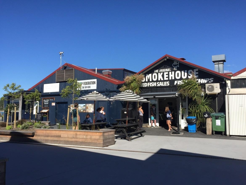 The Smokehouse, New Zealand @Nelson Tasman