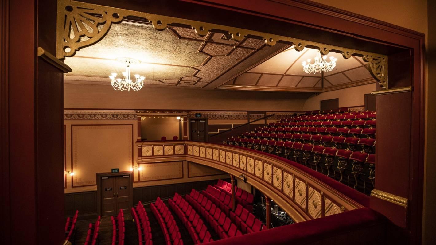 Theatre Royal, Nelson, New Zealand @Stuff