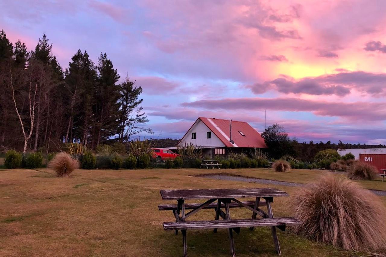 Tongariro Holiday Park, New Zealand @Tripadvisor