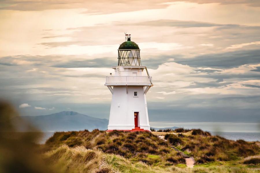 Waipapa Point Lighthouse @Locationsout